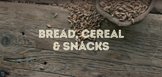 Bread, Cereal & Snacks