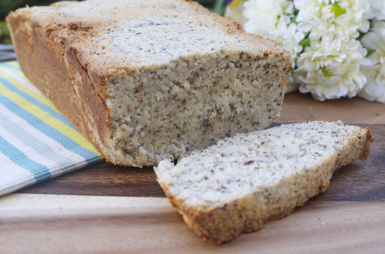 Low-Carb Chia Bread