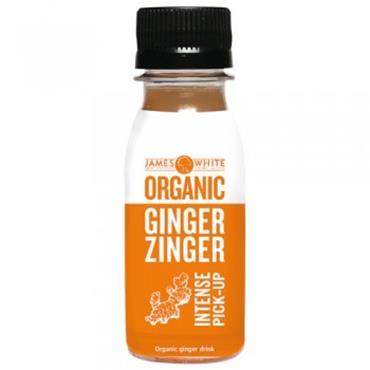 James white organic ginger zinger shot 70ml for Cocktail 7cl