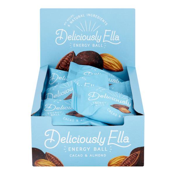 510e3a8915d9 Deliciously Ella Cacao and Almond Energy Ball 40g