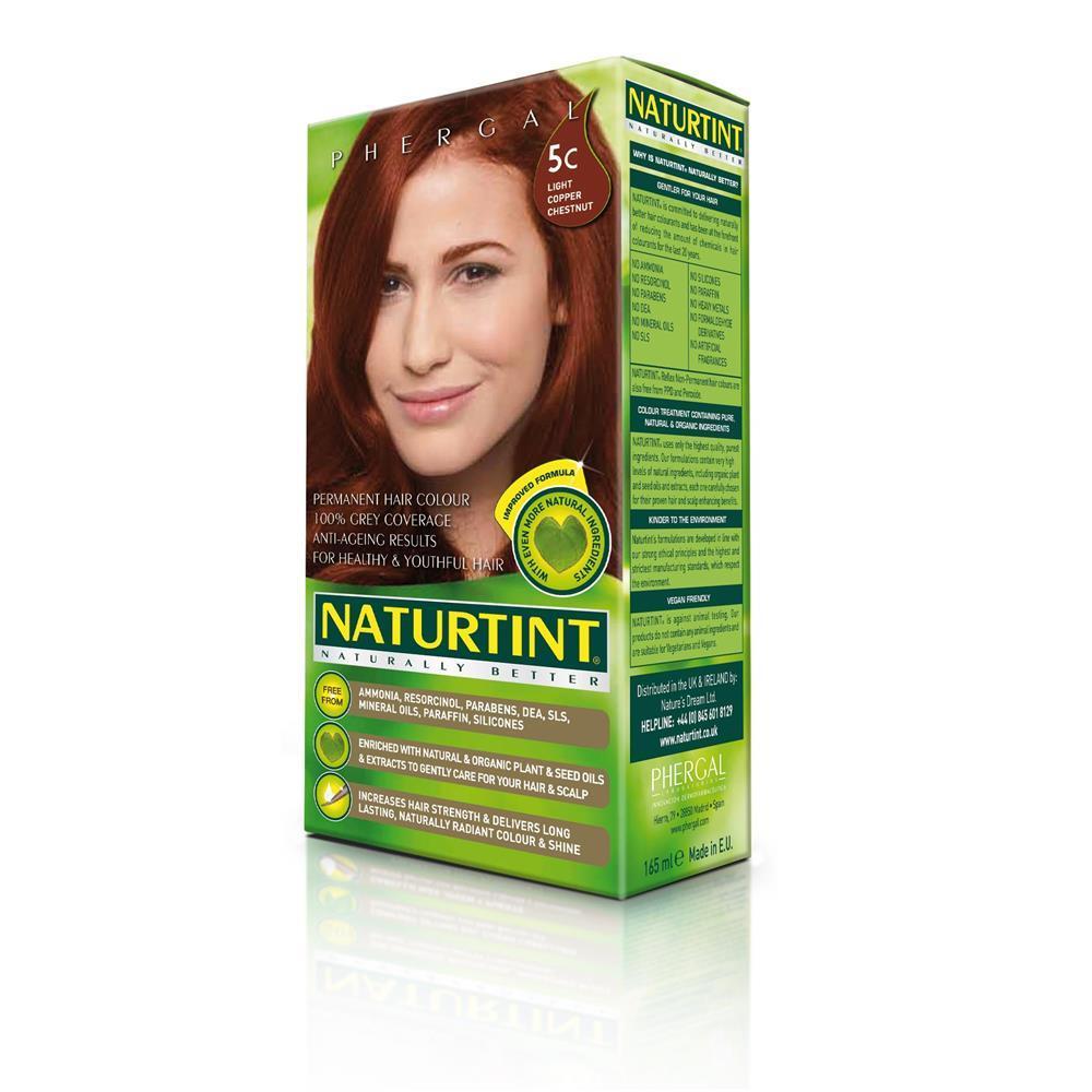 Natural Organic Hair Dyes Colour Care Nourishie